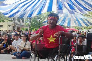 Bệnh nhân ở Huế trốn viện cổ vũ Olympic Việt Nam