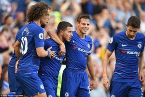 Vượt ải Bournemouth, Hazard chứng minh mình là số một ở Chelsea