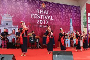 Có gì hấp dẫn trong lễ hội Thái Lan 2018?