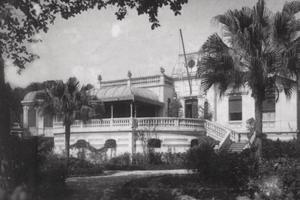 Tòa nhà nơi Hồ Chủ tịch và đại diện chính phủ Pháp ký Hiệp định sơ bộ 1946