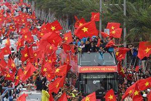 3 phương án đưa U23 Việt Nam từ Nội Bài về Mỹ Đình