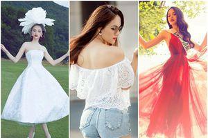 Học lỏm ngay bí kíp tạo dáng của hoa hậu Hương Giang để có được những bức ảnh ngàn like