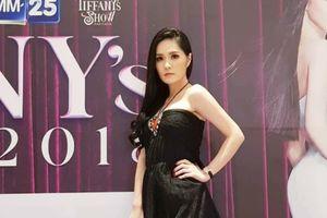 Trước thềm chung kết Siêu mẫu, Di Băng xuất hiện lộng lẫy, hứa hẹn đem cuộc thi Hoa hậu Chuyển giới về Việt Nam