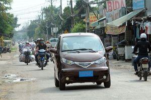 Cha đẻ ôtô điện made in Vietnam chờ phép màu