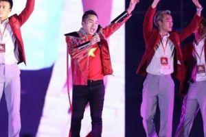 Lý do Tùng Dương hát 'Con cò' trong lễ vinh danh U23 Việt Nam