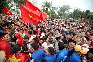 Ngày về đáng nhớ của thể thao Việt Nam