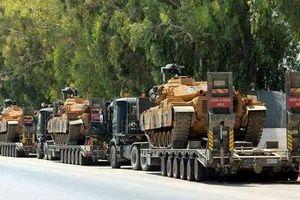 Ankara gửi vội đoàn xe lớn đến Idlib giữa lúc SAA quyết chiến với phiến quân