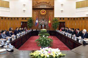Việt Nam sẵn sàng chia sẻ những khó khăn với nhân dân Lào anh em trong mọi hoàn cảnh