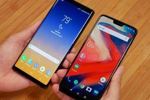 Galaxy Note 9 'đè bẹp' kẻ hủy diệt OnePlus 6