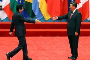 Nhật và Trung Quốc bắt tay hợp tác cùng xây dựng hạ tầng cho châu Á