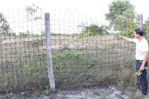 Thừa Thiên Huế: Đất canh tác bị 'lãng quên', dân bức xúc