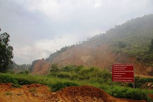 An Lão - Hải Phòng: Khắc phục sự cố sạt lở tại núi Xuân Sơn