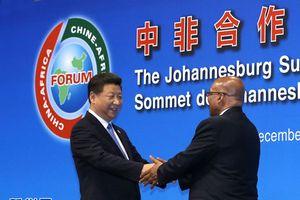 Trung Quốc tiếp tục rót 60 tỷ USD, bất chấp nhiều nước châu Phi không có khả năng chi trả