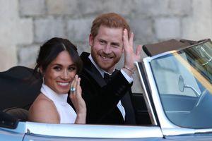 Váy cưới Công nương Meghan bất ngờ không có triển lãm 'Đám cưới Hoàng gia'