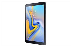 Samsung giới thiệu máy tính bảng Galaxy Tab A 10,5', giá bán 9,49 triệu đồng