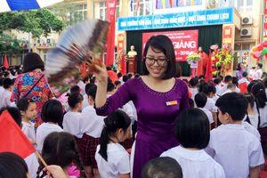 Lễ khai giảng ở ngôi trường đặc biệt nhất Hà Nội