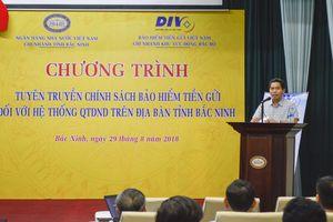 Tuyên truyền chính sách bảo hiểm tiền gửi tại Bắc Ninh