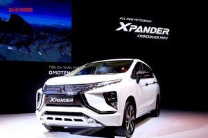 Mitsubishi Xpander số tự động giảm giá, còn 620 triệu đồng