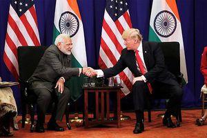 Mỹ - Ấn tham vọng khiến hợp tác quốc phòng 'bùng nổ' thực chất hơn