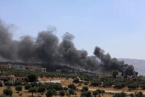 Nga xác nhận không kích các mục tiêu khủng bố ở Idlib