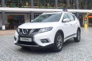 Cận cảnh Nissan X-Trail V-Series giá từ 956 triệu tại VIệt Nam?