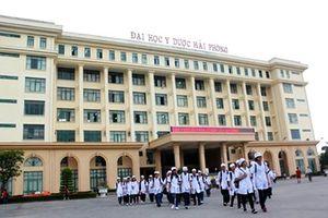 Lần đầu tiên tổ chức thi tuyển Hiệu trưởng Đại học Y Dược Hải Phòng
