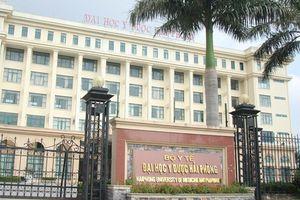 Bộ Y tế thông báo thi tuyển hiệu trưởng Trường đại học Y Dược Hải Phòng