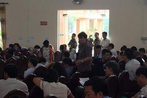 Đảng ủy xã Quảng Lợi báo cáo thiếu trung thực