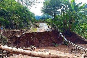 20 người chết, mất tích do mưa lũ