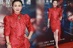 'Nữ hoàng màn ảnh' Hồng Kông Lưu Gia Linh U60 trẻ đẹp rực rỡ