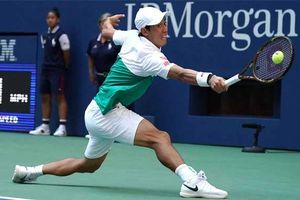Kei Nishikori đòi nợ thành công, thẳng tiến vào bán kết US Open