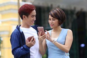 Số cặp đôi VinaPhone: Kéo gần khoảng cách!