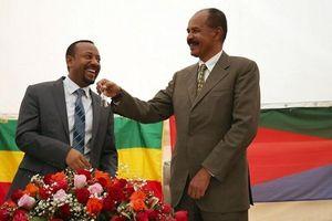 Eritrea đã mở lại Đại sứ quán Ethiopia tại thủ đô Asmara