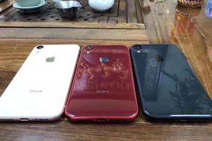 Rò rỉ hình ảnh iPhone mới với mặt lưng bóng bẩy cùng màu máy mới