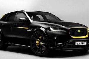 Jaguar F-Pace mới của lò độ Lister mạnh 670 mã lực, tốc độ tối đa đạt 322 km/h