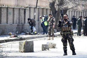 Gần 100 người thương vong trong 2 vụ nổ tại Kabul, Afghanistan
