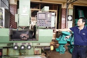 Máy máy sấy dùng công nghệ nhiệt sinh khối đầu tiên tại Việt Nam