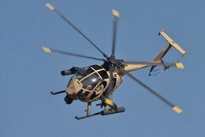 Rơi máy bay trực thăng ở Saudi Arabia, một phi công Mỹ thiệt mạng