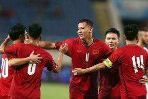 ĐT Việt Nam có thể dự tranh giải đấu tương tự UEFA Nations League