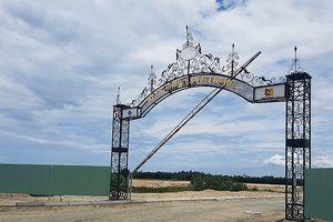 Những dự án hoành tráng… bỏ hoang
