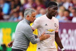 Pogba kêu gọi 'lệnh ngừng bắn' với Mourinho