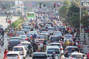 Hà Nội dự kiến thu phí xe vào nội đô, phụ thu thêm phí ô nhiễm
