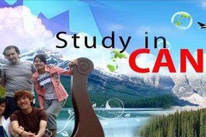 Thông báo học bổng du học tại Canada năm 2019
