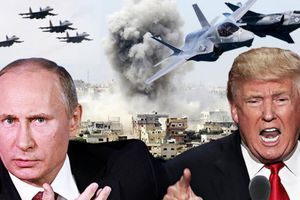 Putin cảnh báo tấn công khu vực lính Mỹ cắm chốt ở Syria