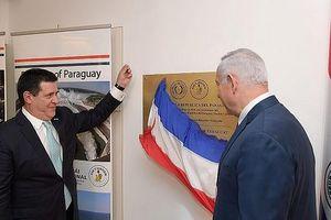 Mỹ muốn Paraguay nghĩ lại việc chuyển đại sứ quán khỏi Jerusalem