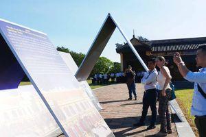 Huế: Tu bổ, phục hồi và tôn tạo di tích điện Kiến Trung