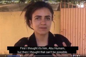 Cô gái bị IS bắt làm nô lệ tình dục đã trốn thoát và 2 lần gặp lại tên khủng bố