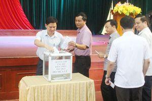 Ủy ban MTTQ tỉnh, các đoàn thể chính trị - xã hội và huyện Như Xuân ủng hộ đồng bào bị thiên tai