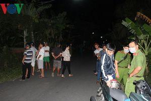 Nam thanh niên bị truy sát khi đang đi trên đường