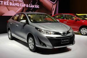 Bảng giá ô tô Toyota tháng 9/2018: Vios tiếp tục là dòng xe rẻ nhất hãng